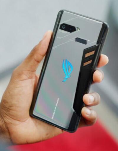 Asus ROG Phone 4 6000 mAh pil kapasitesiyle gelecek