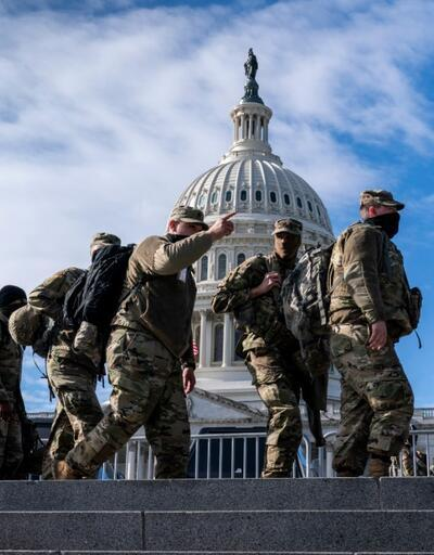 Biden'ın yemin töreni öncesi alarm: 'İçeriden saldırı düzenlenebilir' endişesi