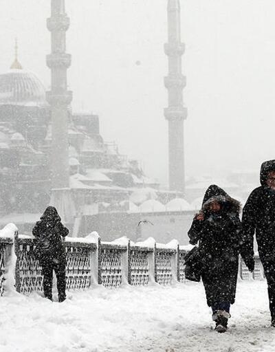 İstanbul Valiliği'nden kuvvetli buzlanma uyarısı