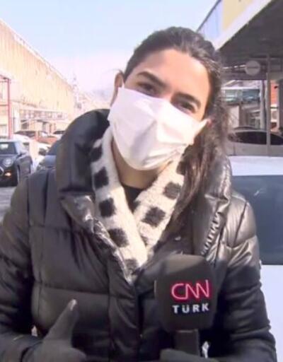 Kardan kaza yapan sürücüler sanayilerin yolunu tuttu   Video