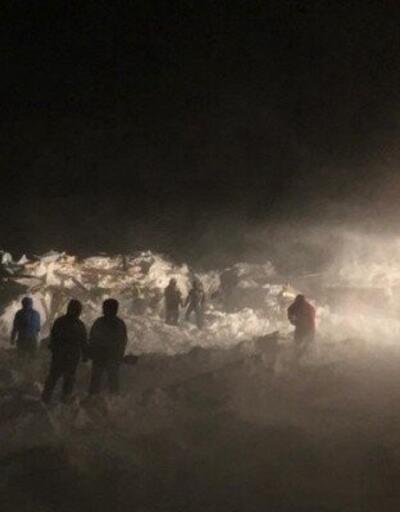 Rusya'da çığ felaketi: 1 ölü, 12 kayıp