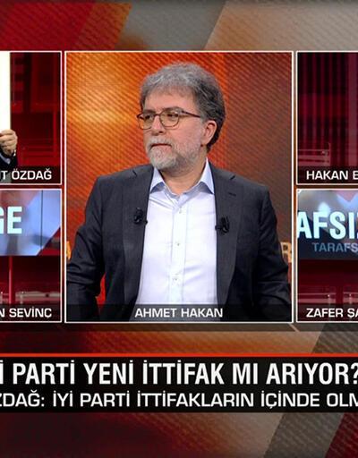 Ümit Özdağ partisini neden eleştiriyor? Muhalefetin erken seçim planı ne? Ankara'daki saldırılar kimin işi? Tarafsız Bölge'de konuşuldu