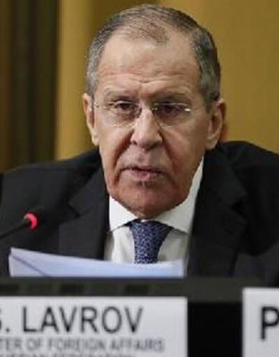 Rusya Dışişleri Bakanı Lavrov'dan Norveç'e uyarı