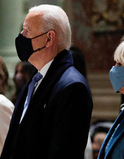 Joe Biden geleneği bozmadı