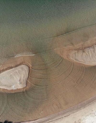 Muğla'da tedirgin eden görüntü! Çekilmenin deprem ilgili var mı?