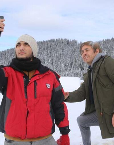 Çambaşı kayak tutkunlarını ağırlamaya başladı