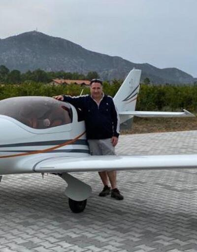 İş insanı Sıtkı Gökmen Mıhçıoğlu, pilot olmak isteyen gençlere tavsiyelerde bulundu