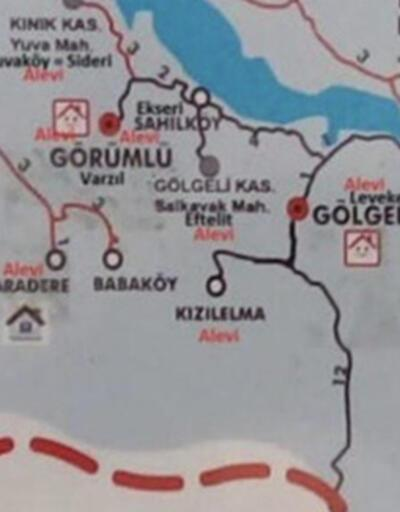 Alevi köylerine 'haritalı fişleme' iddiasıyla ilgili doktora soruşturma