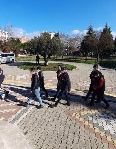 JASAT'ın sıkı takibiyle bulundu! 3 tutuklama