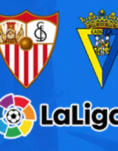 Sevilla - Cadiz şifresiz canlı izle