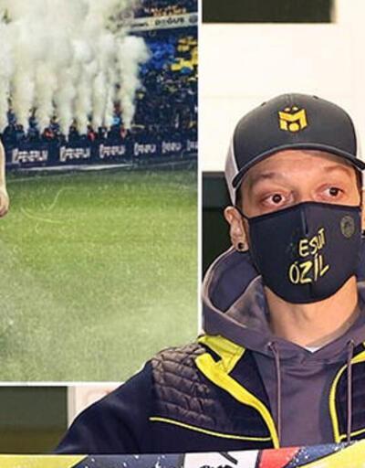 Son dakika... Fenerbahçe'den 'Mesut ol' kampanyası!