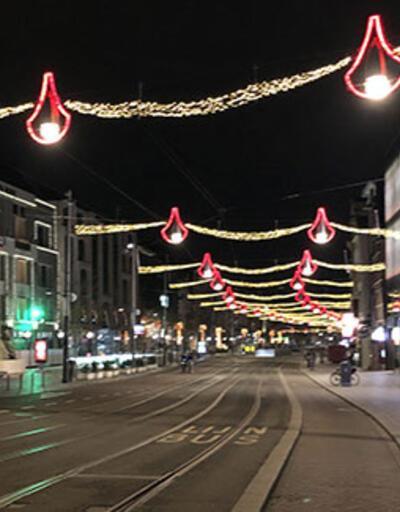 Hollanda'da sokağa çıkma kısıtlaması başladı