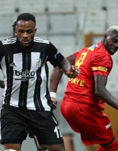 Beşiktaş beraberliği sağladı