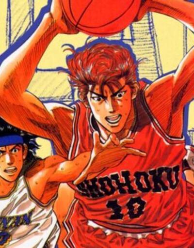 Slam Dunk mangası filme uyarlanacak