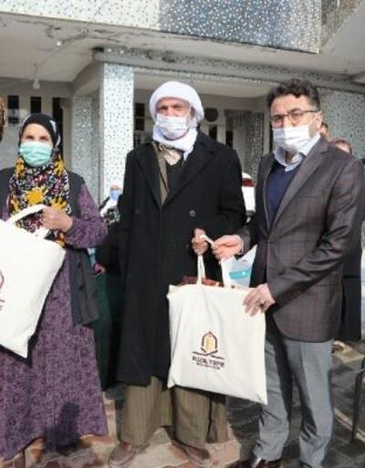 'Kızıltepe çınarlarıyla muhabbette vefa' projesi