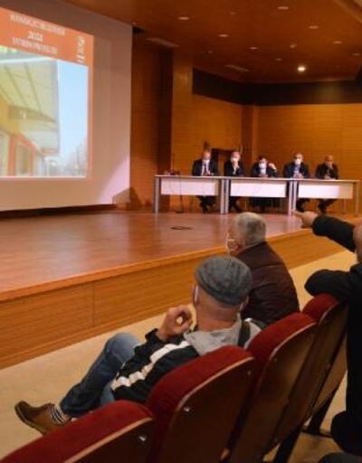 Barbaros Caddesi projesi halka anlatıldı