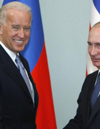 Son dakika haberi: Putin'den Biden'a tebrik telefonu