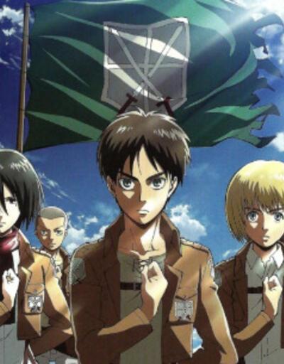 Attack on Titan mangası için son yaklaşıyor