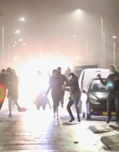 Hollanda'da gösterilerin perde arkası