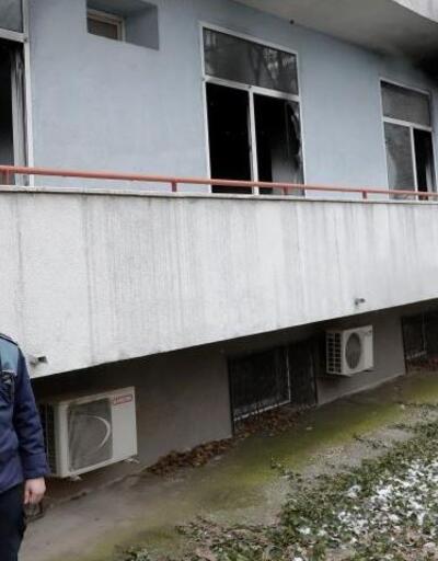 Bükreş'te pandemi hastanesinde yangın: 4 ölü