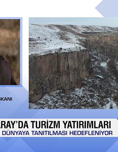 Aksaray'da turizm yatırımları, doğa ve tarih, tarım ve hayvancılık, yerel yönetim ve ekonomik kalkınma