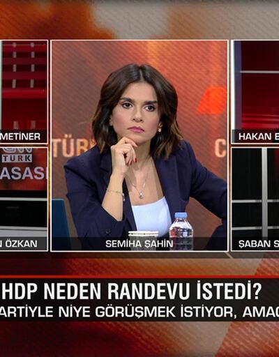 CHP'li 3 vekil neden istifa etti? HDP 4 partiyle niye görüşmek istiyor, amaç ne? CNN TÜRK Masası'nda tartışıldı