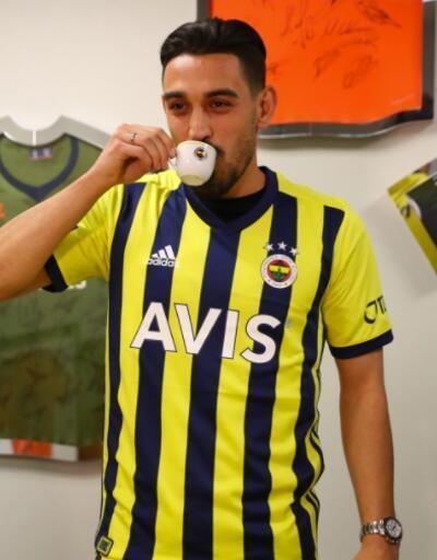 İrfan Can Kahveci'nin Fenerbahçe'ye maliyeti açıklandı