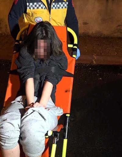 Ailesi haber alamayınca polise haber verdi! Yüzü kanlar içinde bulundu