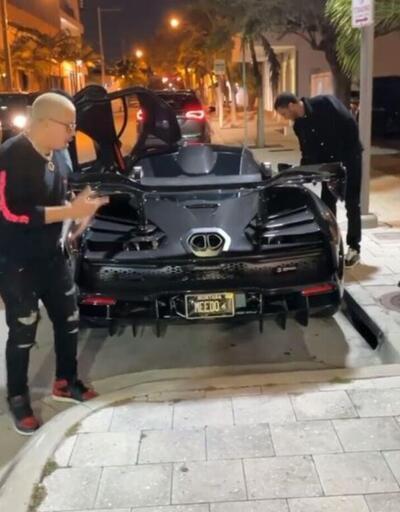 Şeyma Subaşı Mısırlı sevgilisinin lüks aracıyla hava attı! Sosyal medyayı salladı