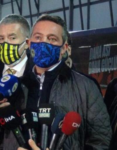 Ali Koç: Luiz Gustavo'dan endişeliyiz