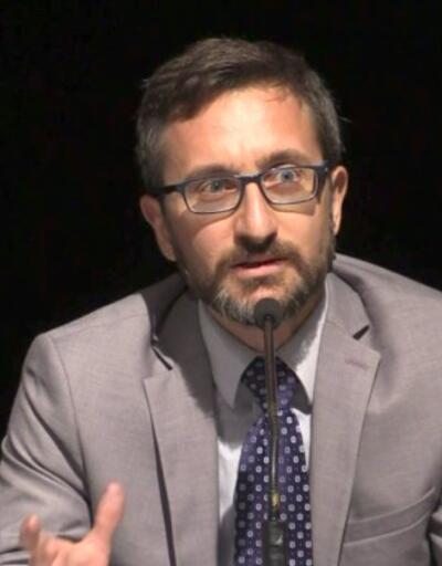 Altun: Türkiye'de en önemli mesele 'Yeni anayasa'dır