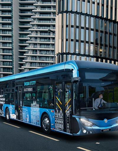 Prag'a elektrikli otobüs gönderecek