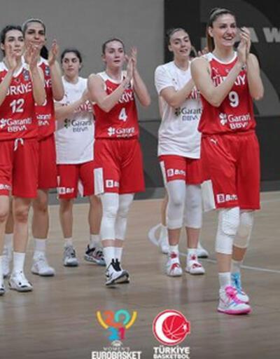 Son dakika... A Milli Kadın Basketbol Takımımız Avrupa Şampiyonası'nda!