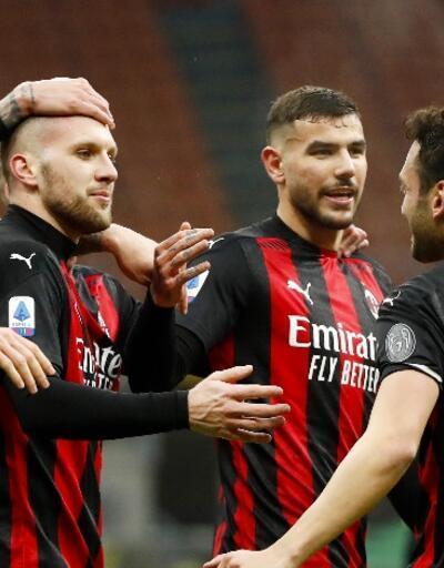 Milan 4-0 Crotone MAÇ ÖZETİ