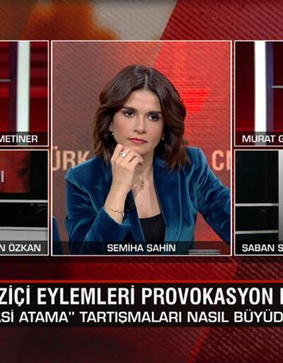 Boğaziçi eylemleri provokasyon mu? HDP, CHP ile neden görüştü? CNN TÜRK Masası'nda tartışıldı