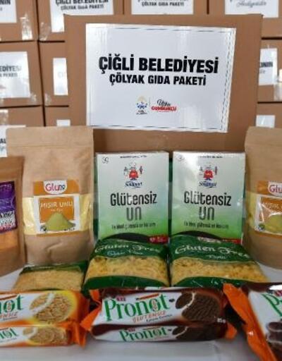Çiğli Belediyesi'nden Çölyak ve Fenilketonüri hastalarına destek