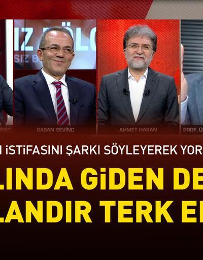 İnce'nin CHP'den istifasına Ümit Kocasakal'dan şarkılı gönderme