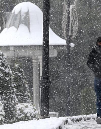 Soğuk ve kar yağışlı hava Şubat sonuna kadar sürecek