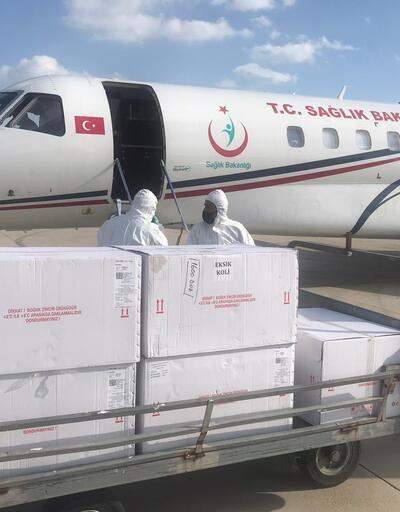 Türkiye'den KKTC'ye aşı desteği!