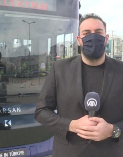 Sürücüsüz otobüsün ilk talibi Romanya oldu