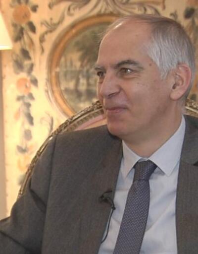 """Fransa'nın """"Ankaralı"""" Büyükelçisi CNN TÜRK'e konuştu"""