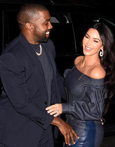 Kim Kardashian'ın 14 Şubat Sevgililer Günü planı
