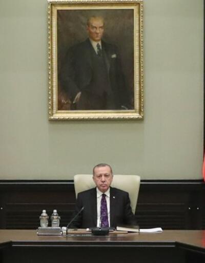 Bu hafta Kabine toplantısı ne zaman? Çarşamba Cumhurbaşkanlığı Kabine toplantısı yapılacak mı?