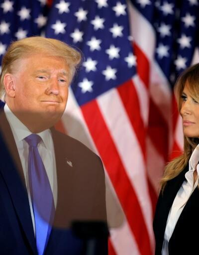 Beyaz Saray sonrası yaşamı çok konuşulmuştu: Eski First Lady Melania'dan iddialara sert tepki