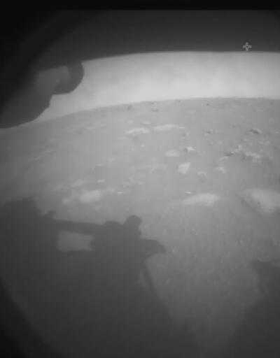 Son dakika: Perseverance Mars'a indi