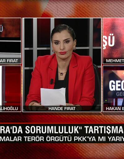 """Gara'da """"sorumluluk"""" tartışmasında kim ne diyor? Teröre kim mesafeli kim değil? Gara'da HDP'nin sorumluluğu ne? Gece Görüşü'nde tartışıldı"""