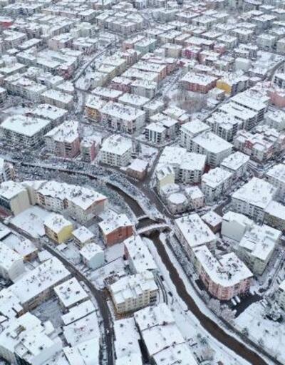 Aksaray  Belediyesi kar yağışı için teyakkuzda