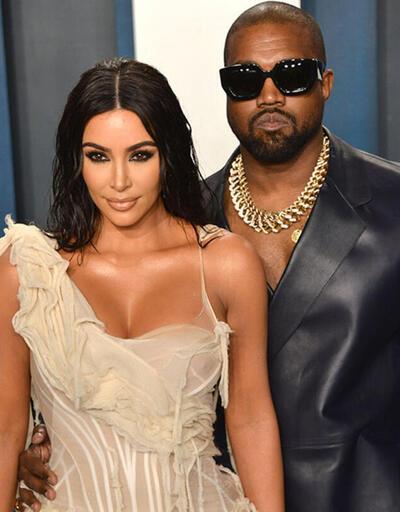 Kim Kardashian'dan Kanye West'e boşanma davası