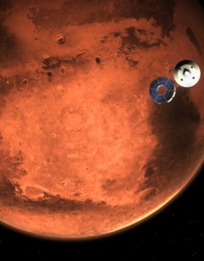 Perseverance Mars'a indi: İşte yeni fotoğraflar