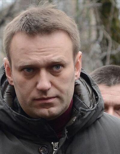 Rusya'da Navalny'nin hapis cezası onandı